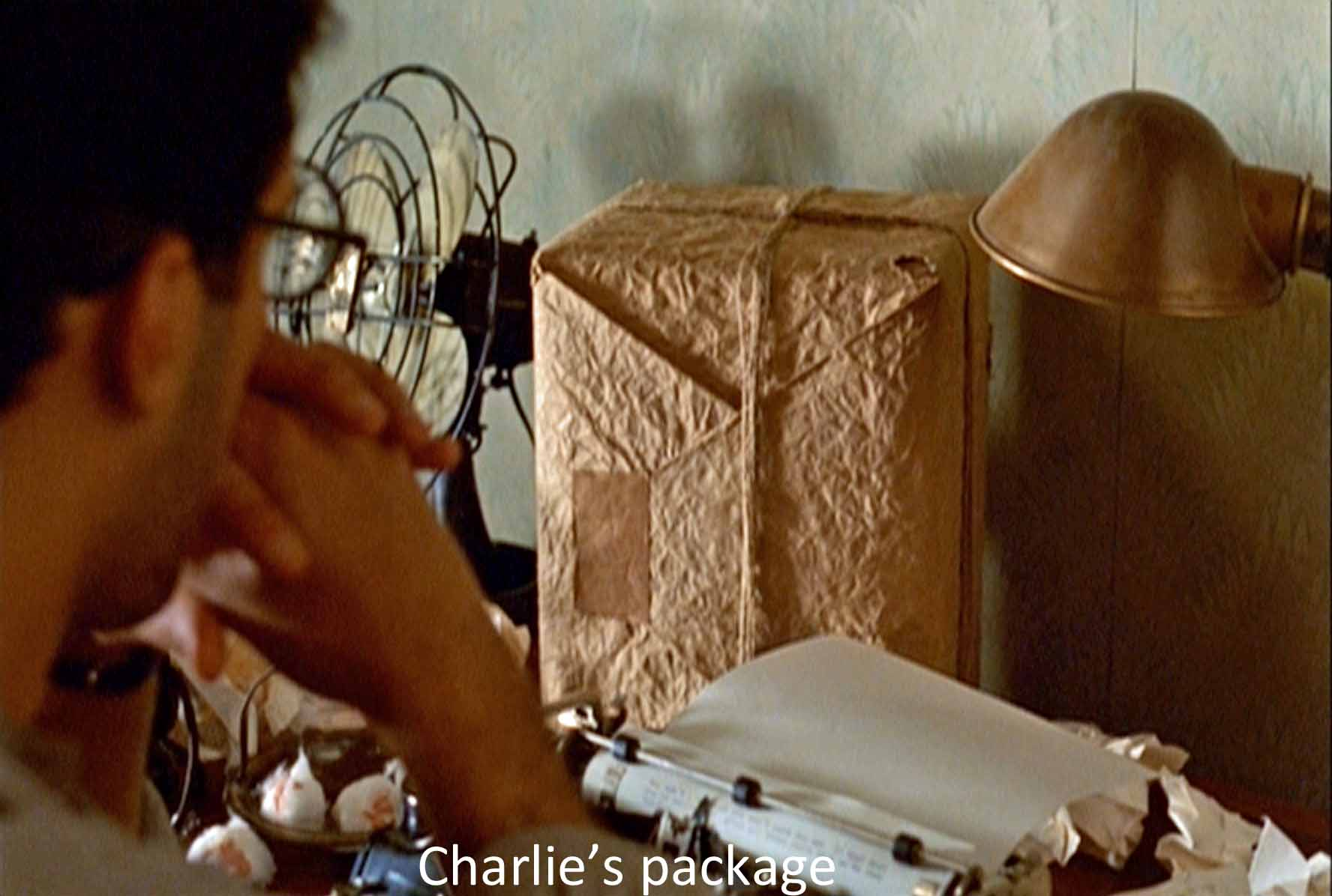 Charlie's package