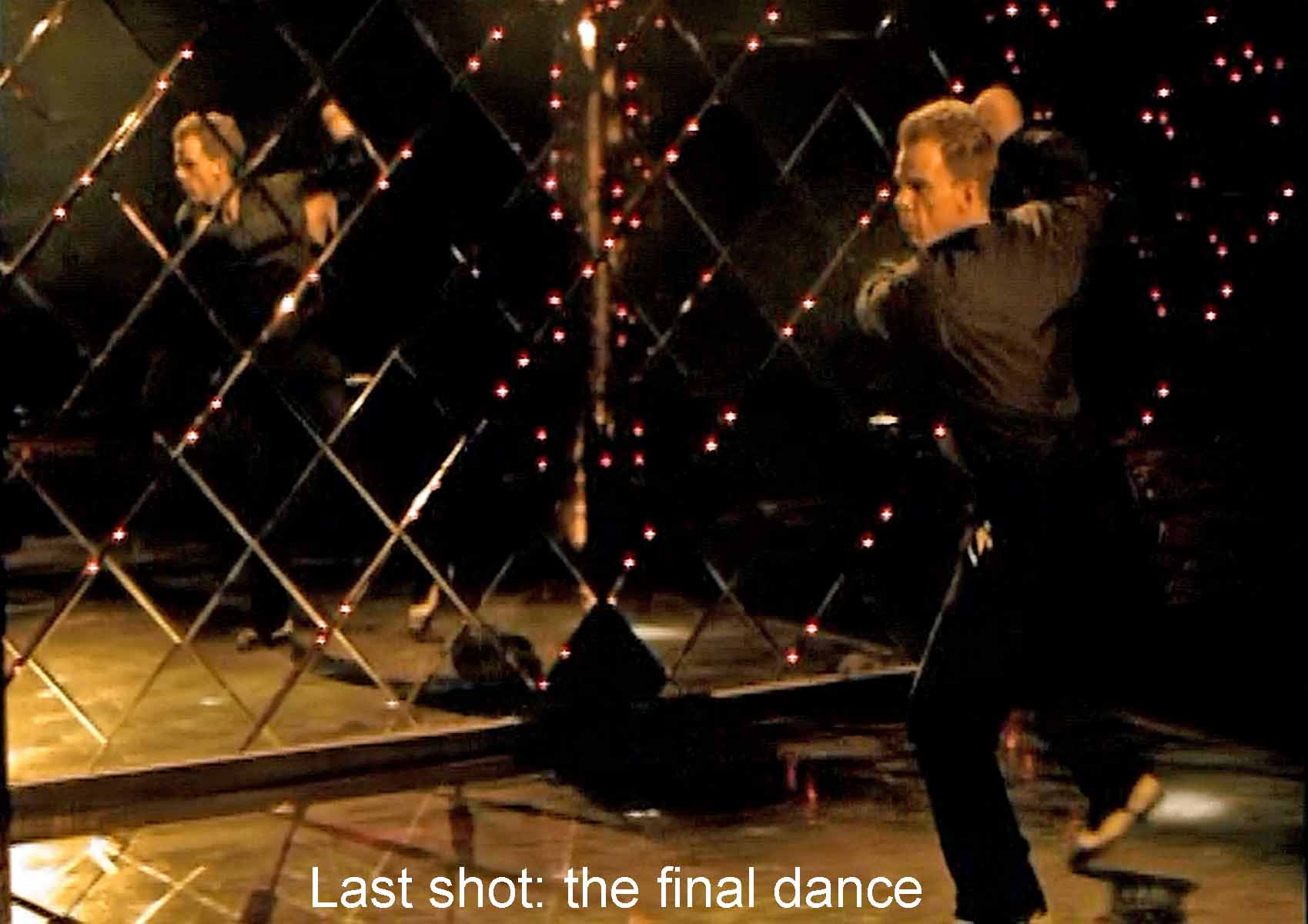 Last shot: the final dance