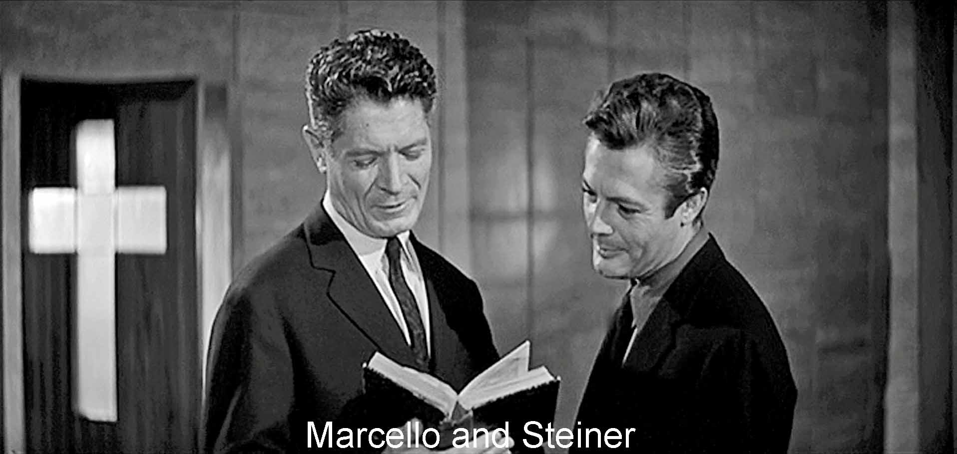 Marcello and Steiner