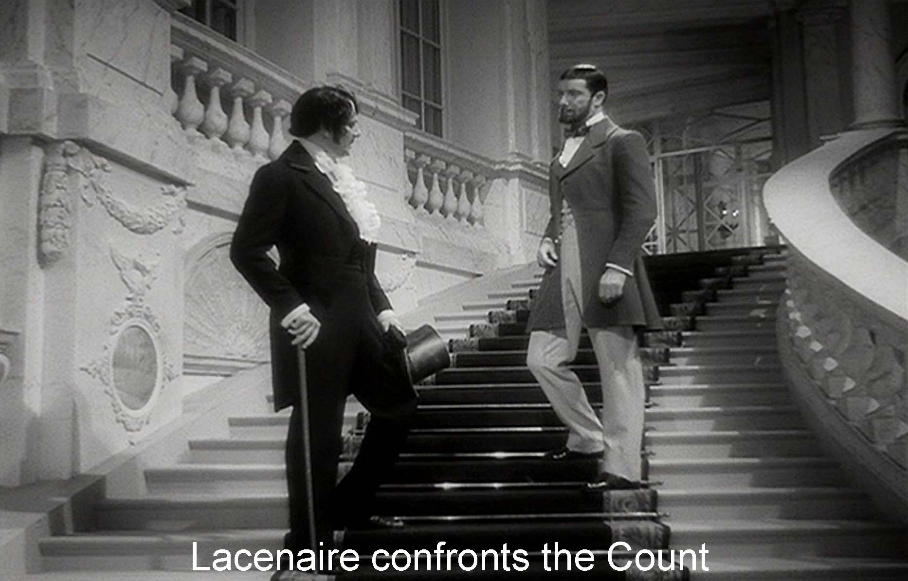 Lacenaire confronts the Count