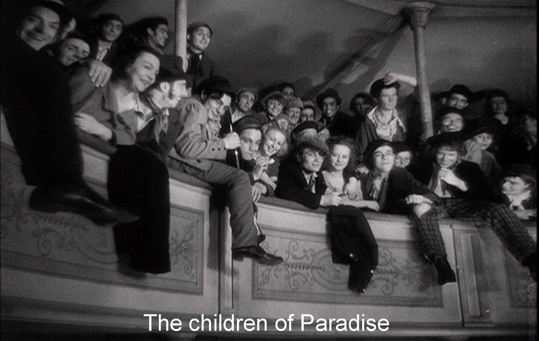The children of Paradise