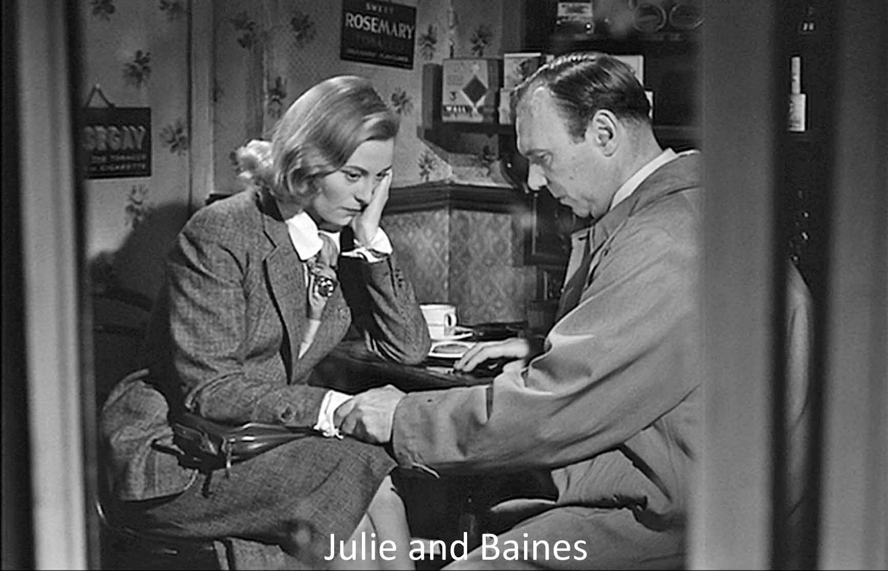 Julie and Baines