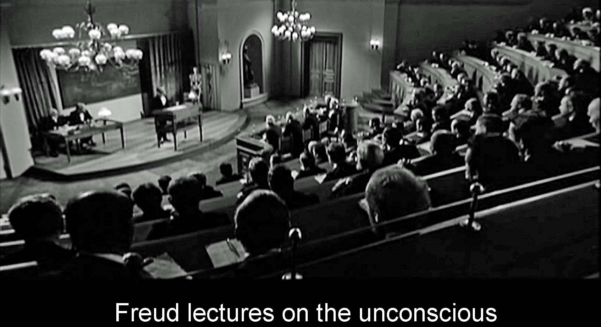 Freud lectures on the unconscious