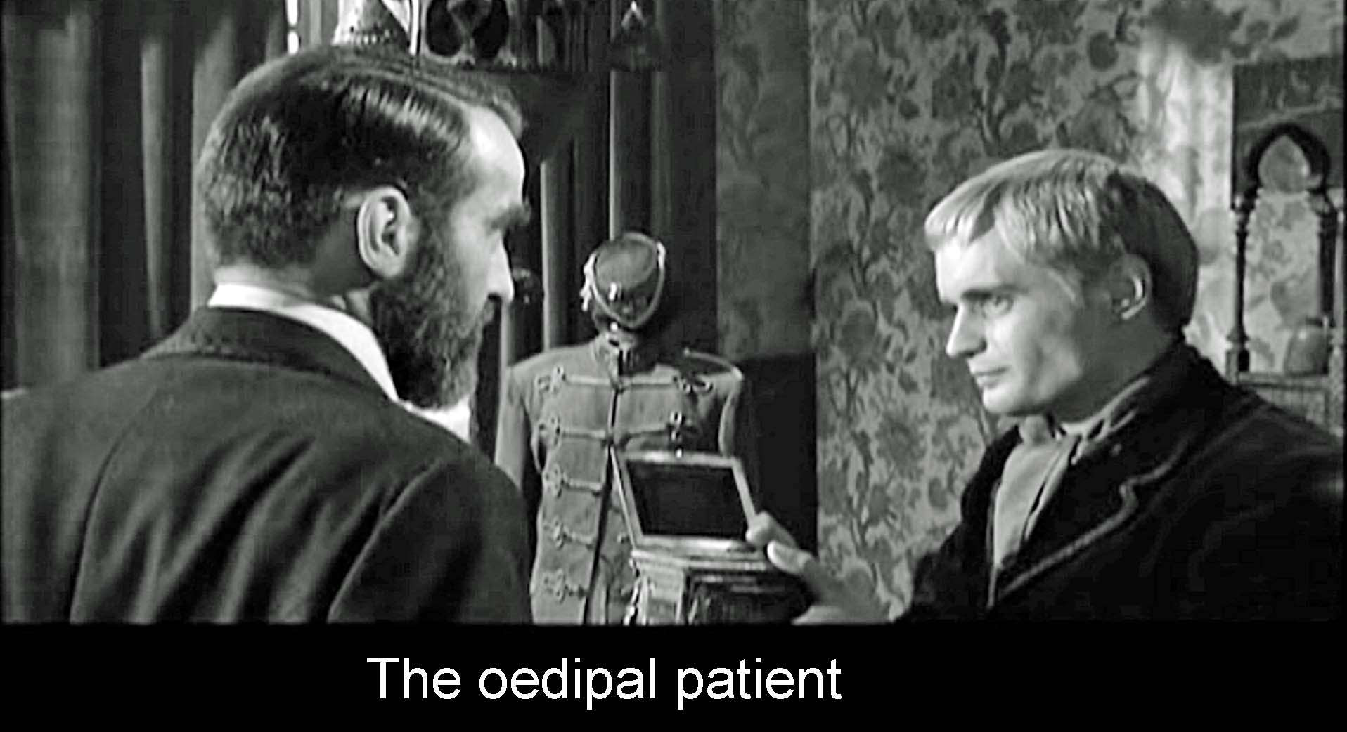 The oedipal patient