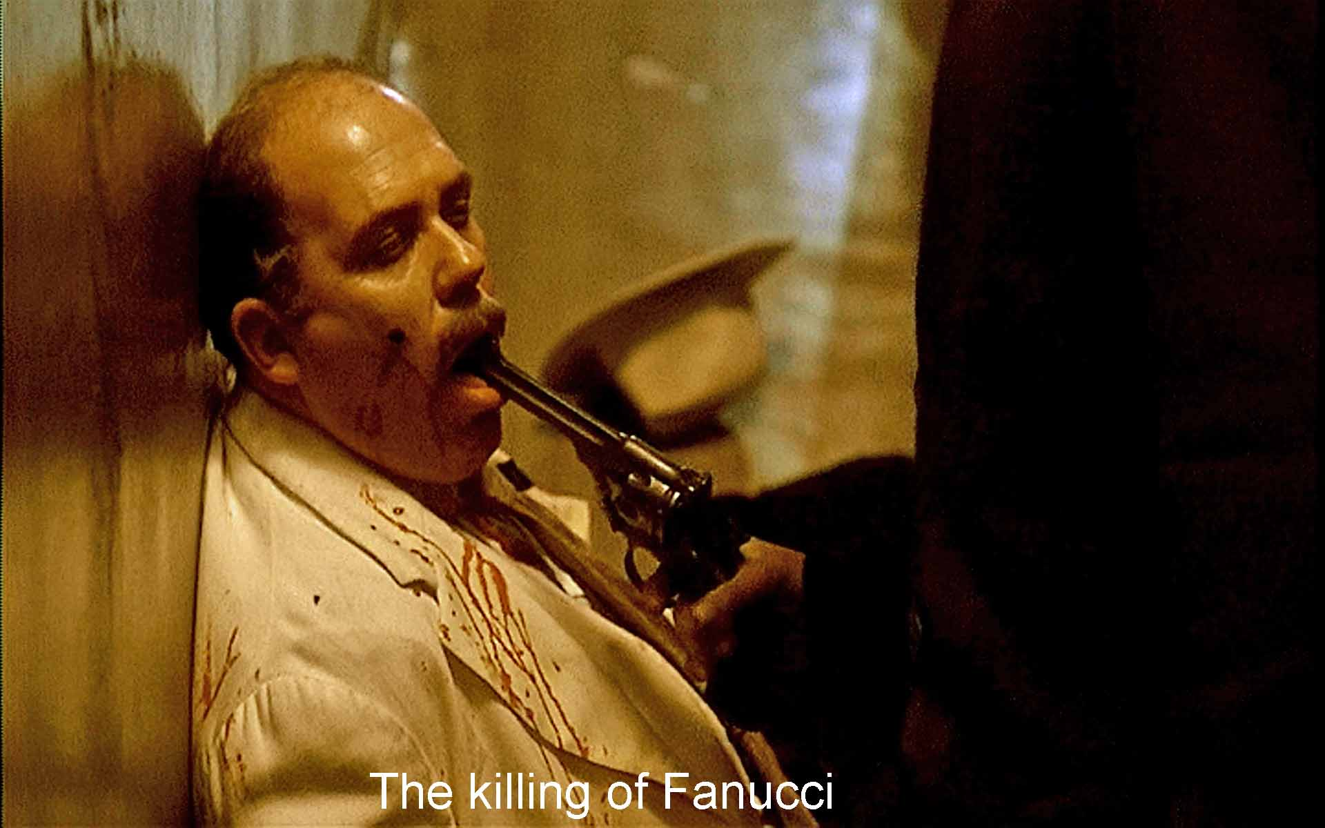 The killing of Fanucci