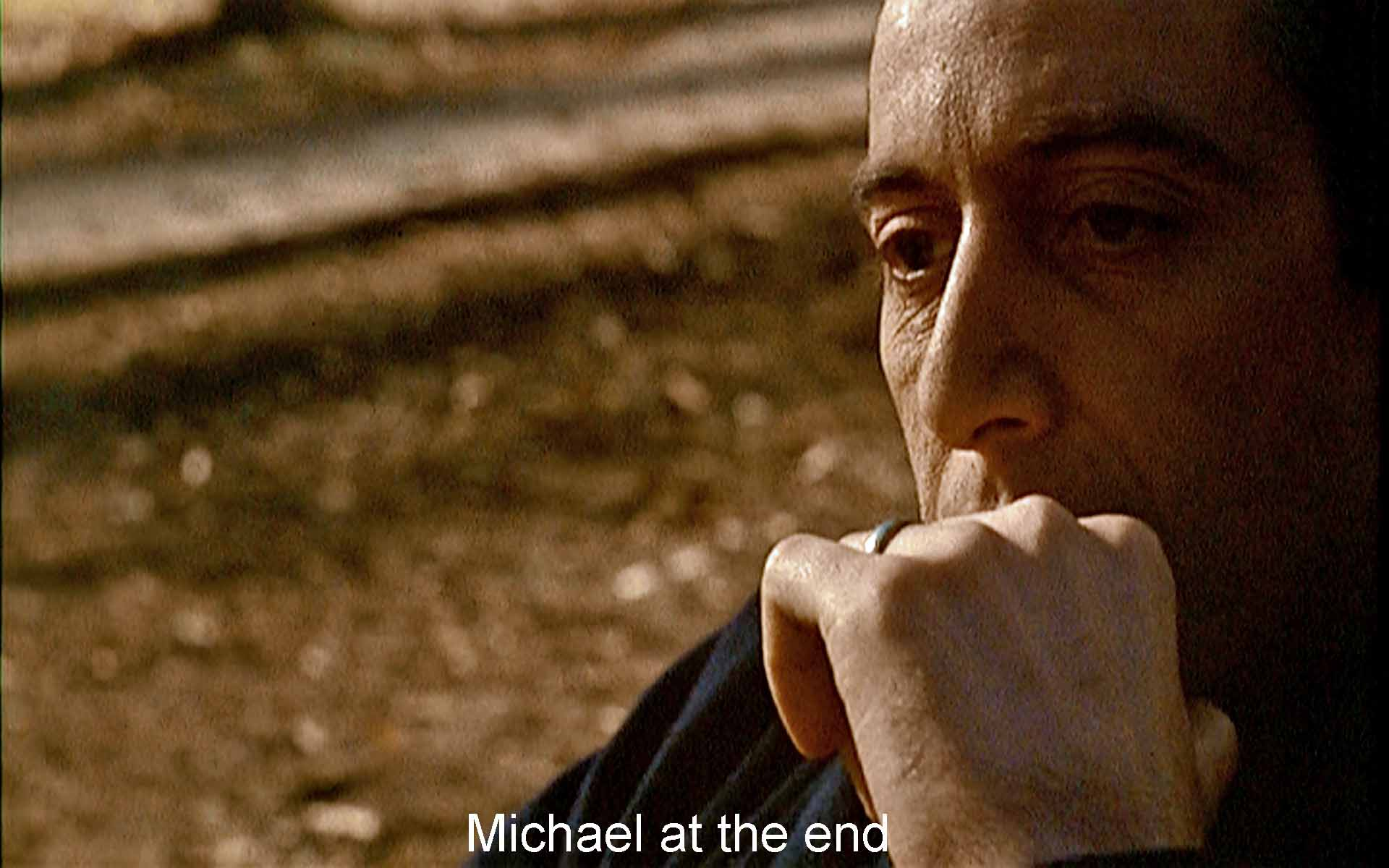 Michael at the end