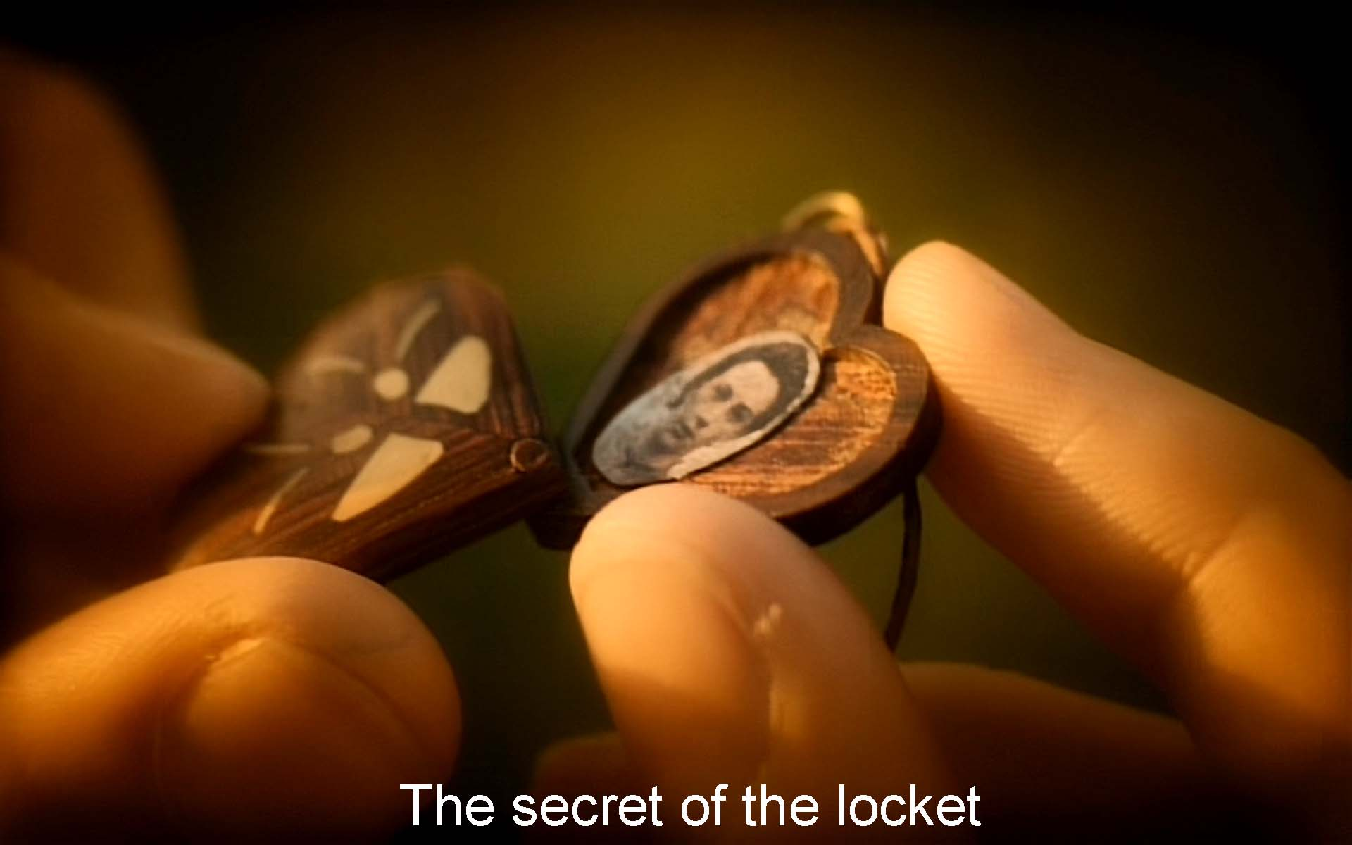 The secret of the locket
