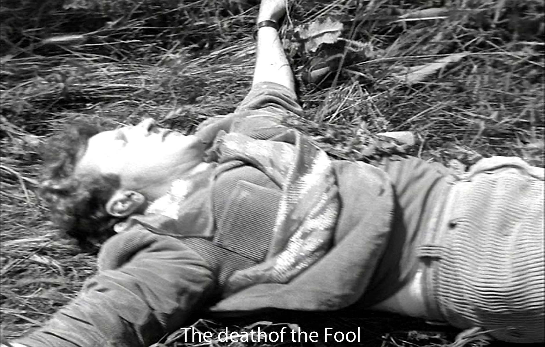 The death of the Fool
