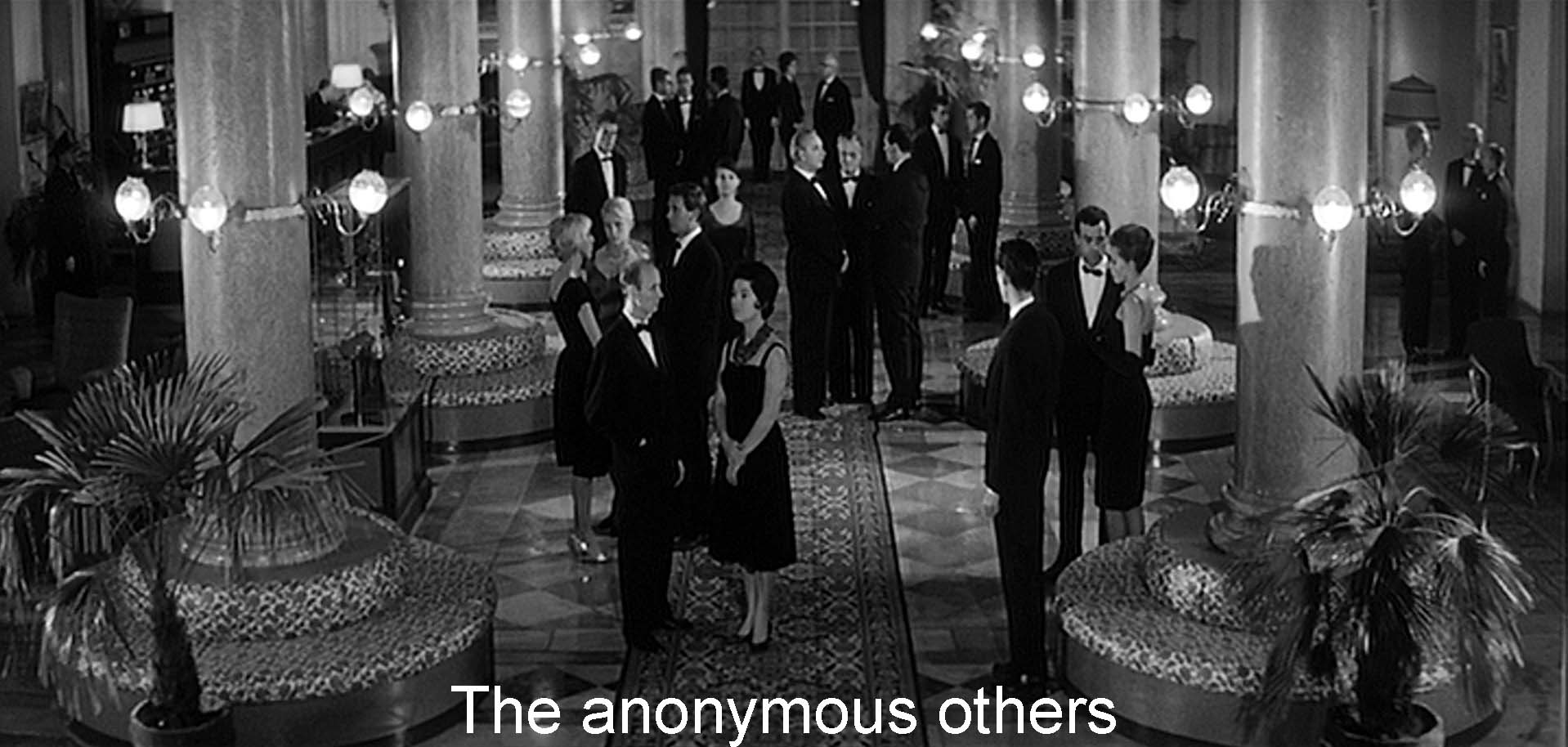 The anonymous others