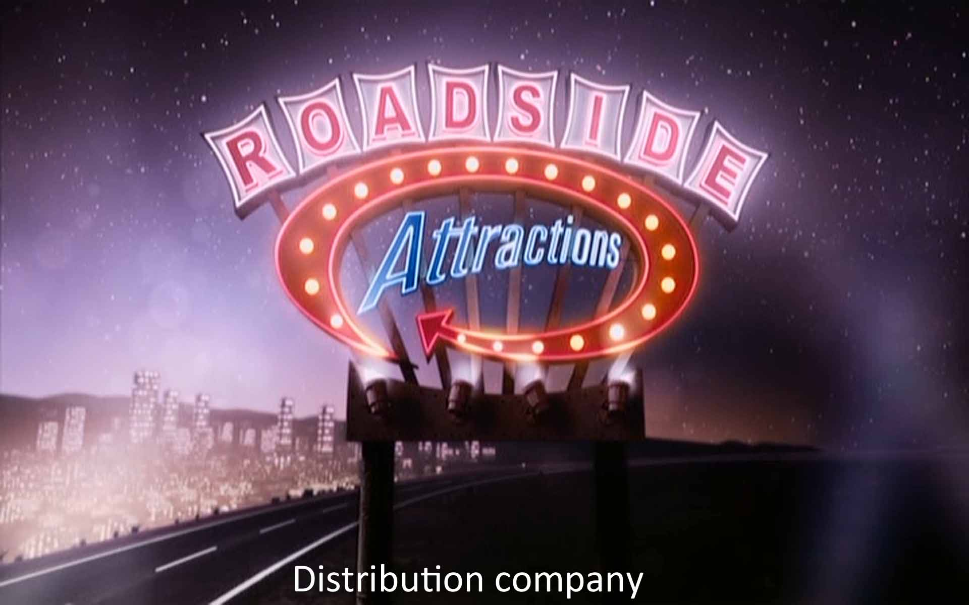 Distribution company
