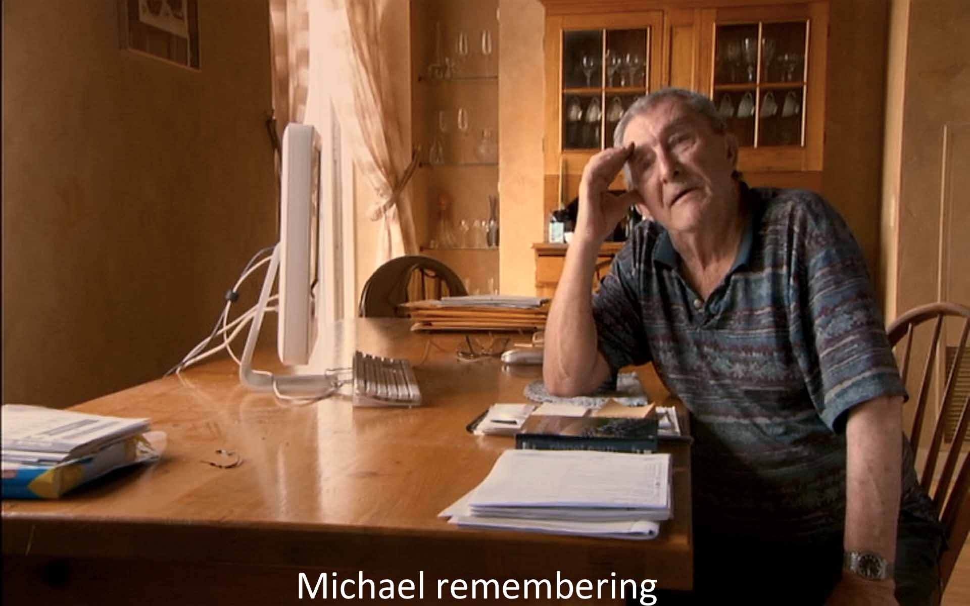 Michael remembering