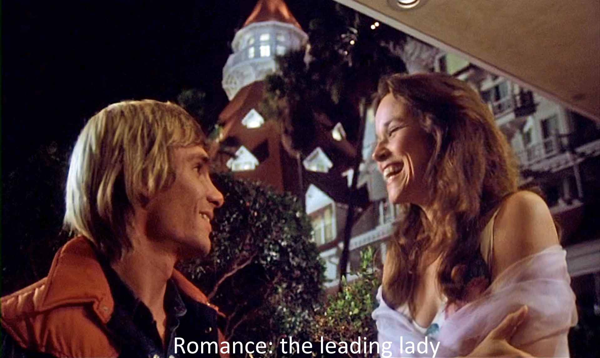 Romance: the leading lady