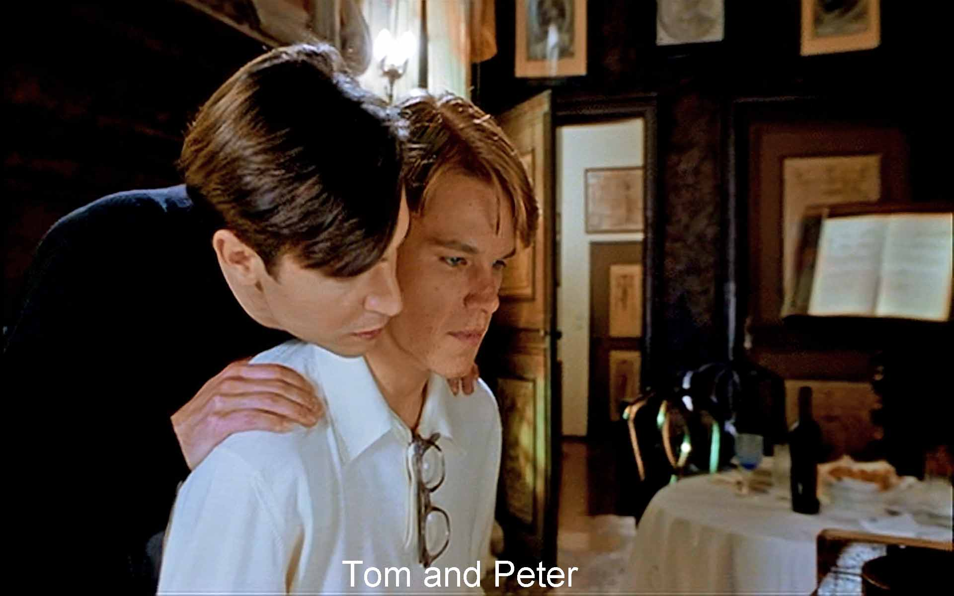 Tom and Peter