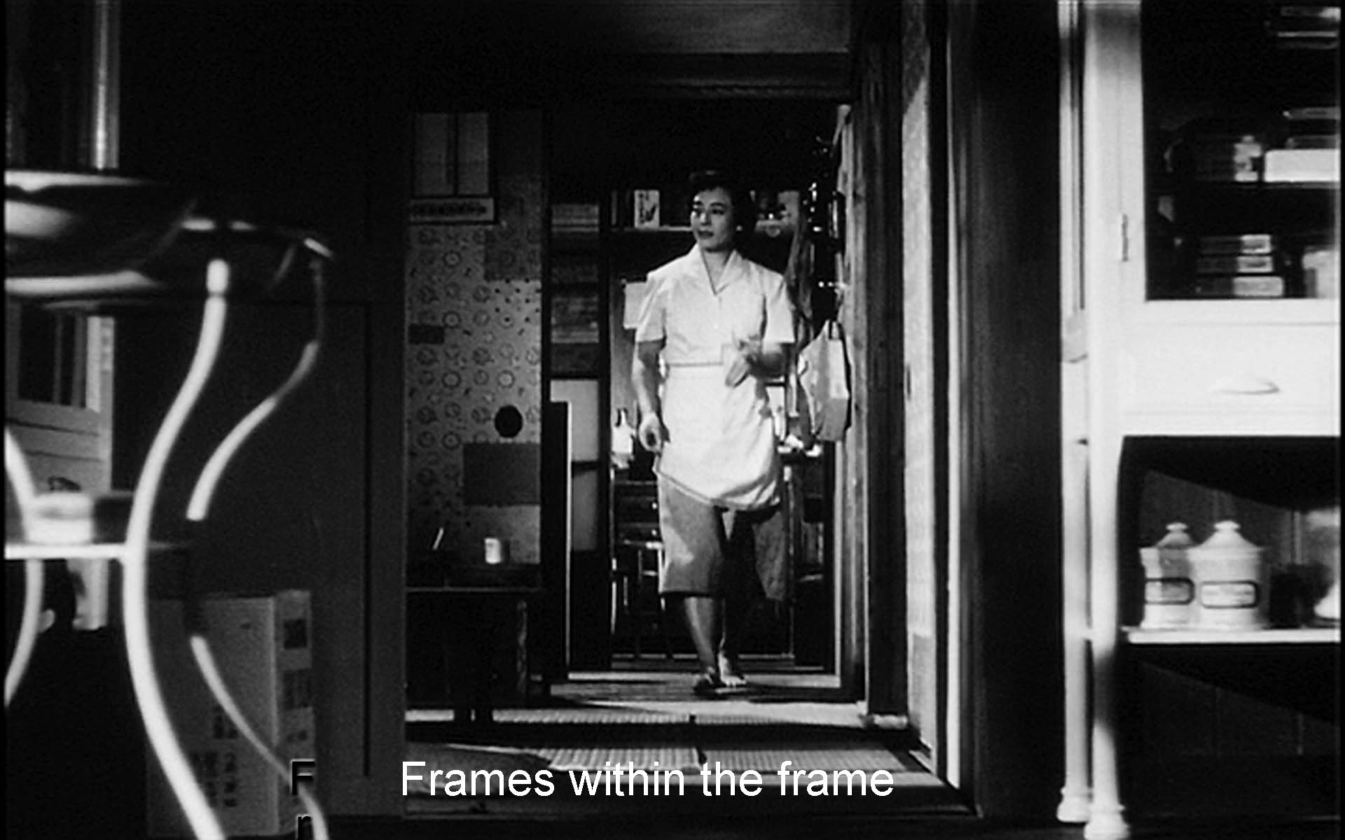 Frames within the frame