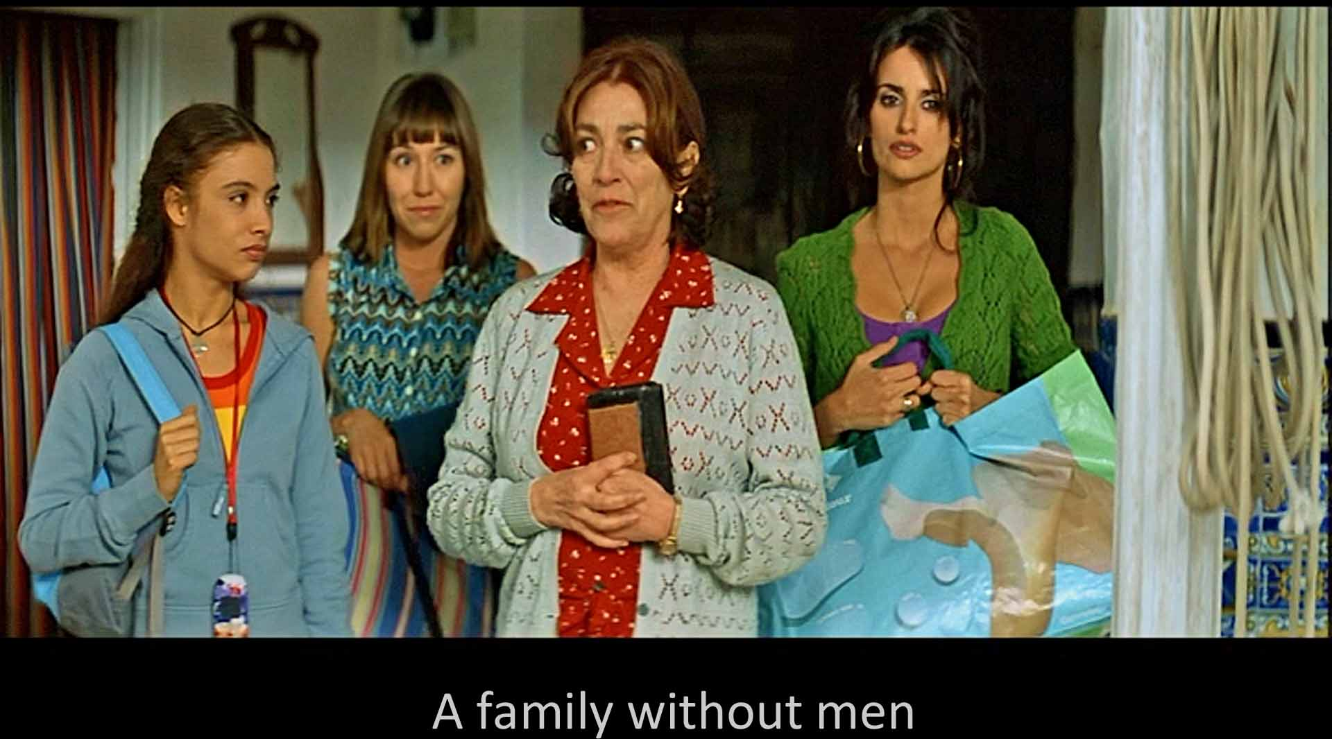A family without men