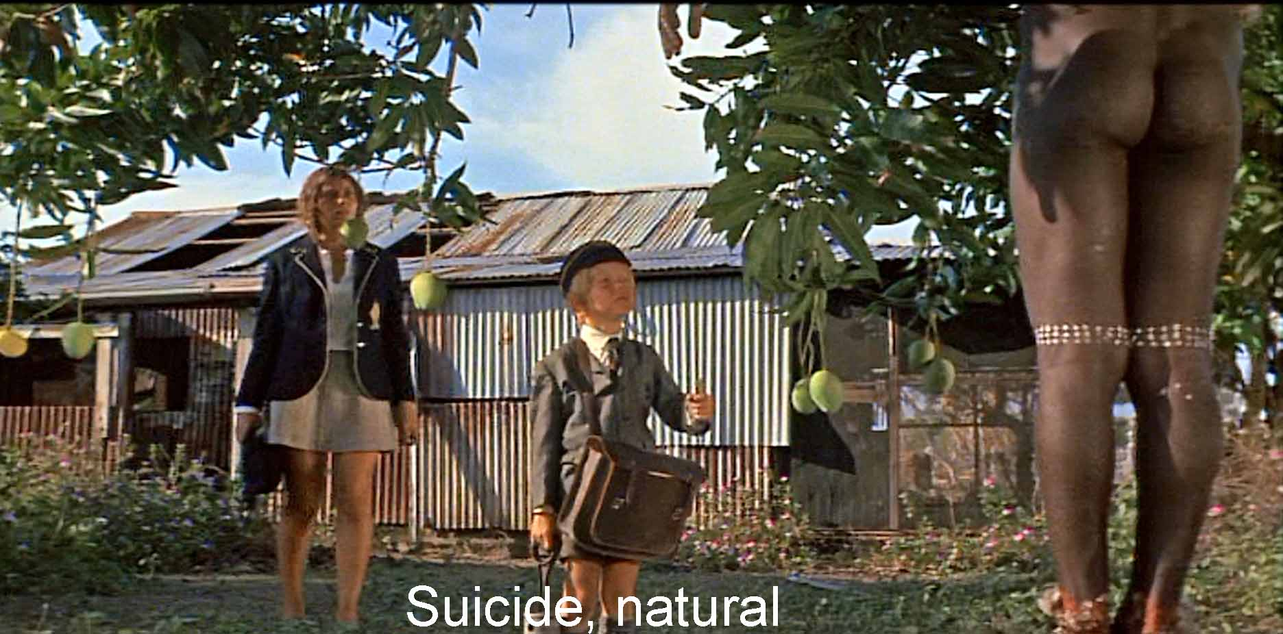 Suicide, natural