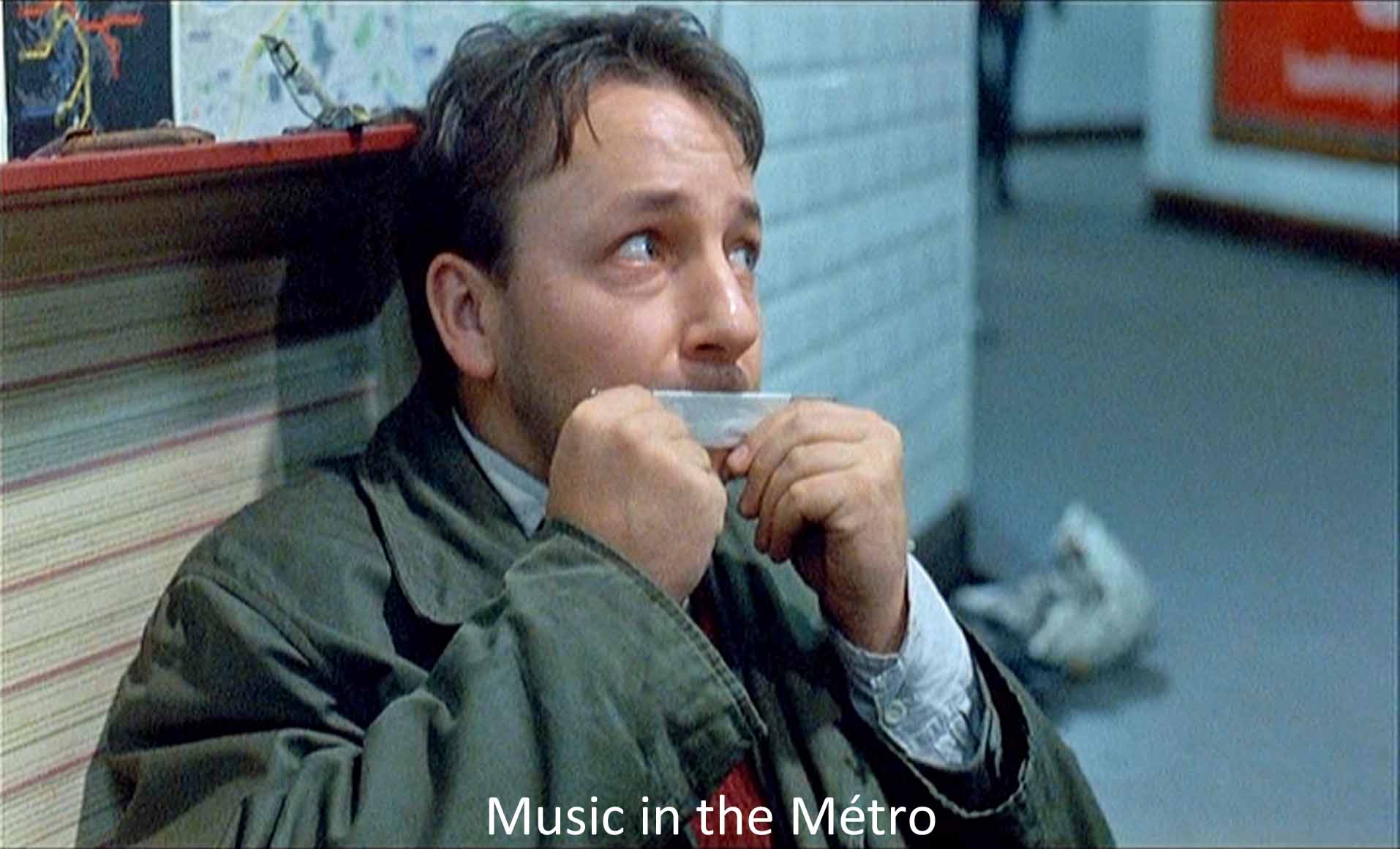 Music in the Métro