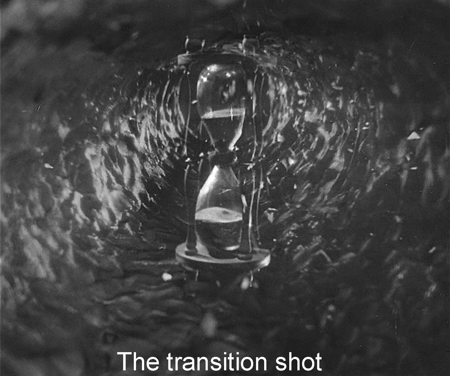 The transition shot