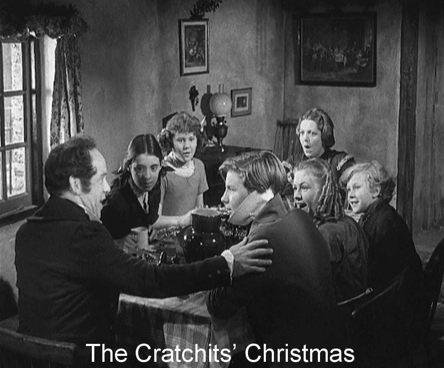 The Cratchits' Christmas