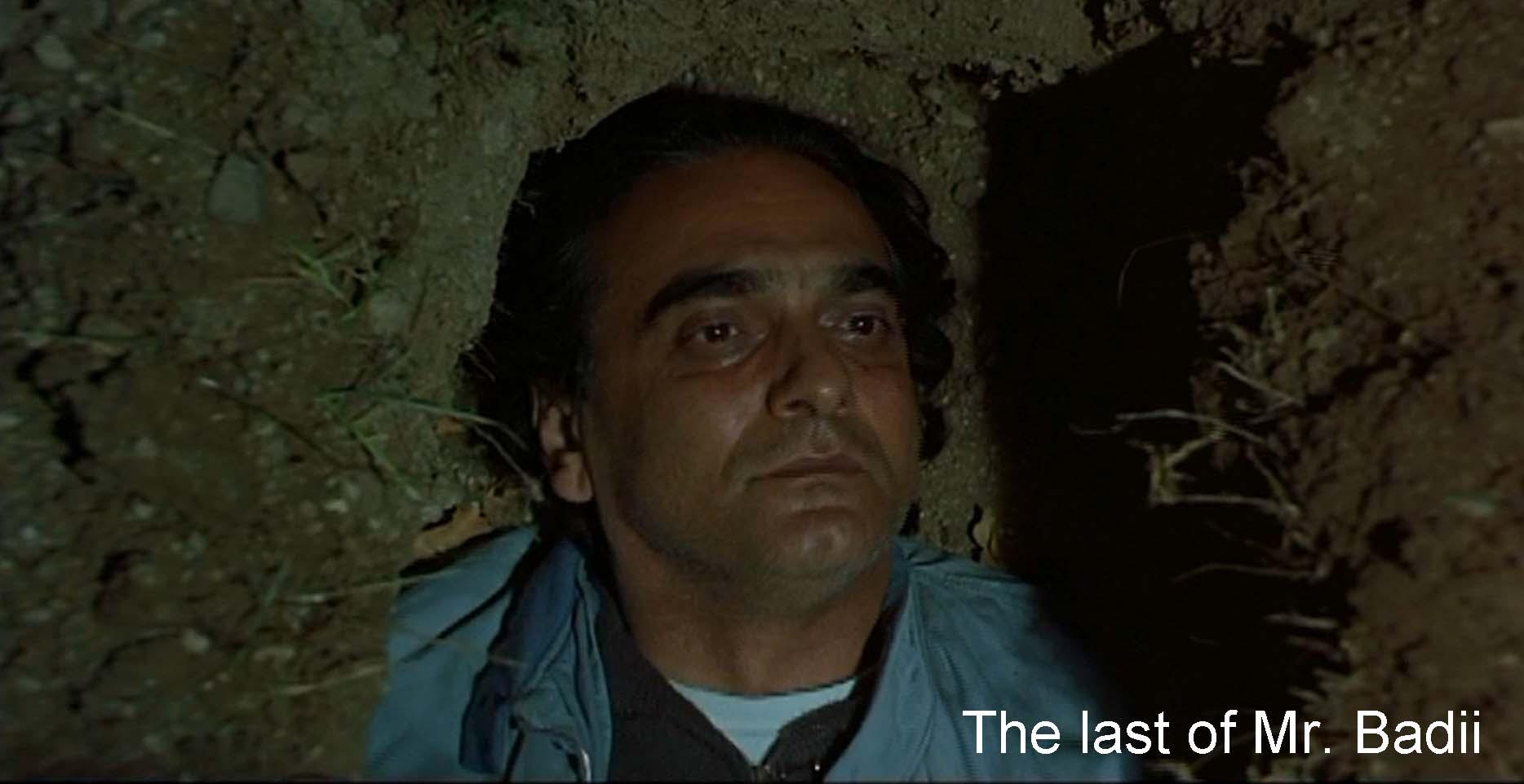 The Last Of Mr Badii
