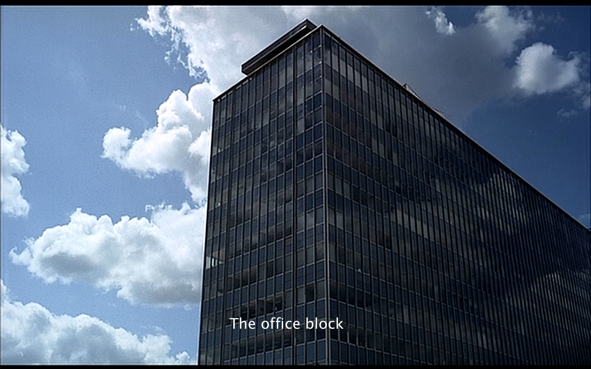 The office block